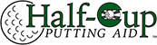 Half-Cup Putting Aid Logo